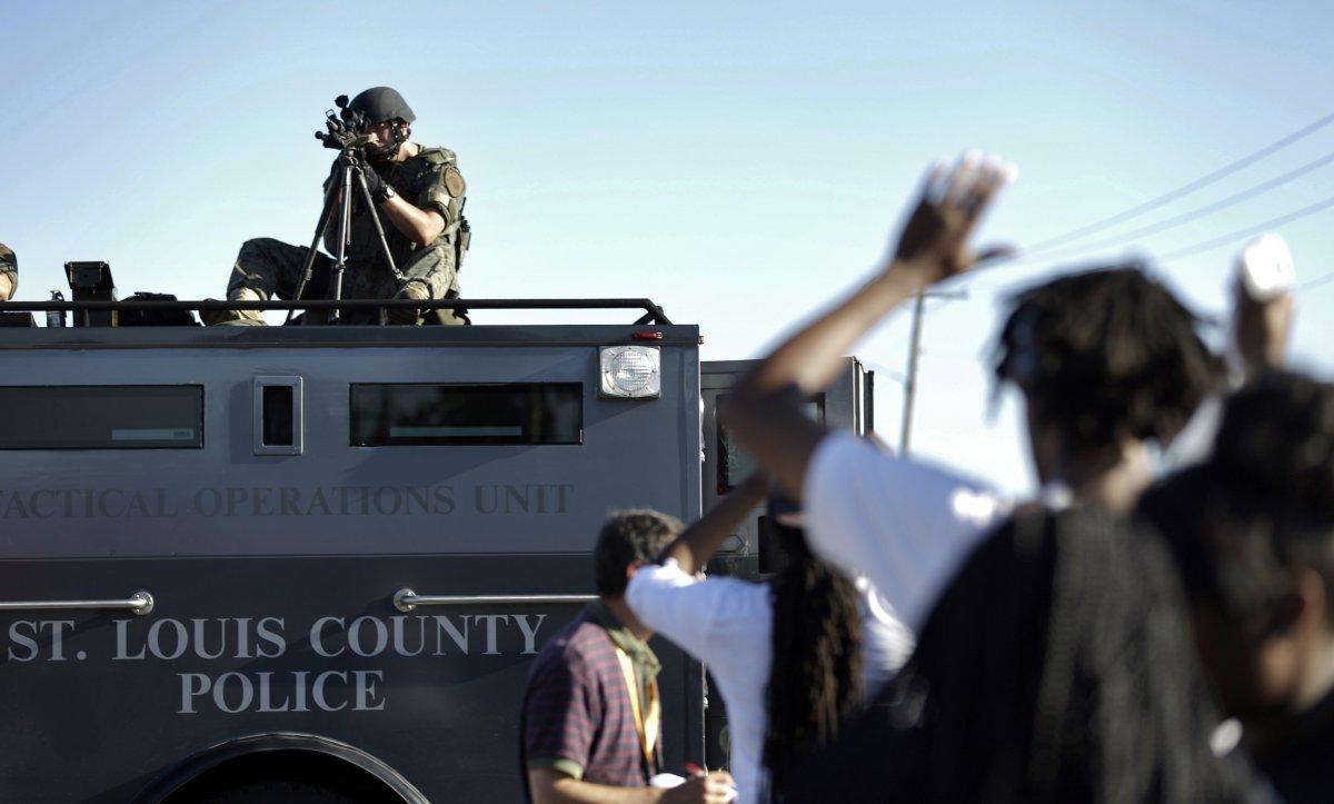 State Violence Ferguson