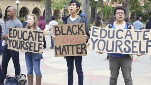 Student Action at Stanford University, December 2014